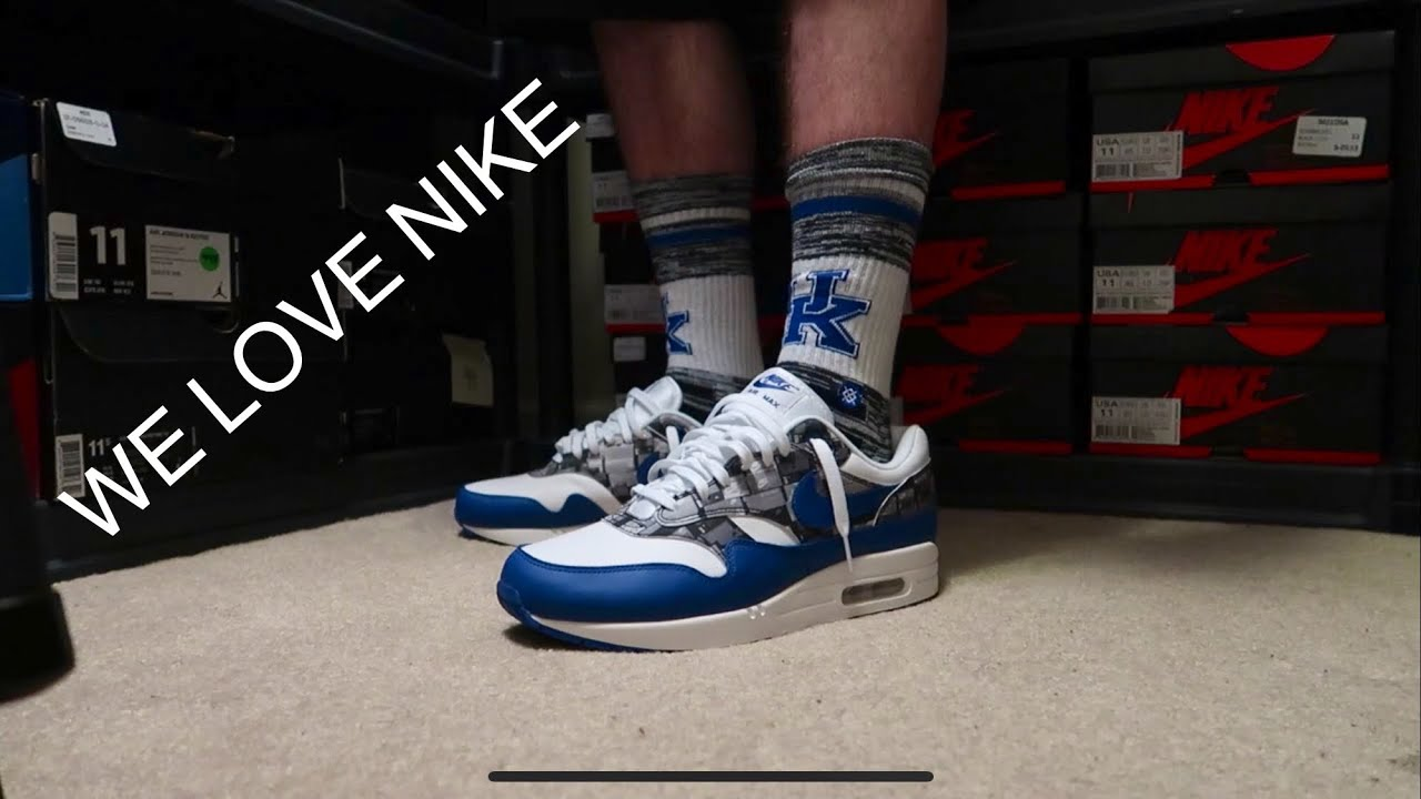 lowest price latest fashion pre order WE LOVE NIKE AIR MAX 1 ON FEET!!!