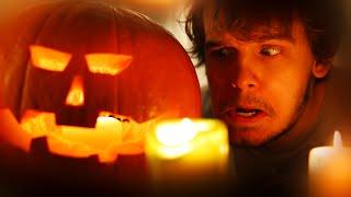 DIY Halloween Deko (Oder: Rick verkackt beim Basteln)