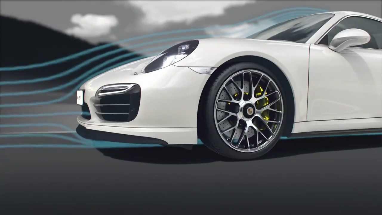 Porsche 911 Turbo Aerodynamics Best Of All Worlds Youtube