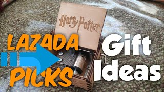 Harry Potter Music Box Review (LAZADA)
