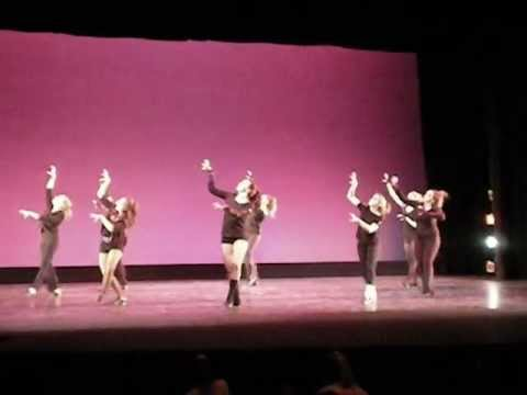 Geneseo Orchesis Spring 2013: Thriller
