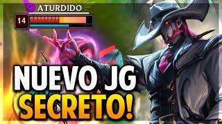 ¡NUEVO JUNGLA SECRETO DEMASIADO FUERTE! | League of Legends