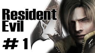 """Resident Evil 4 HD EDITION Detonado """"Cadê os Zombies?"""" (01)"""