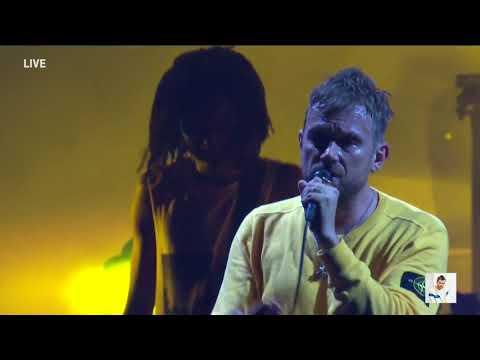 Gorillaz - Humility - Live At Rock Am Ring 2018