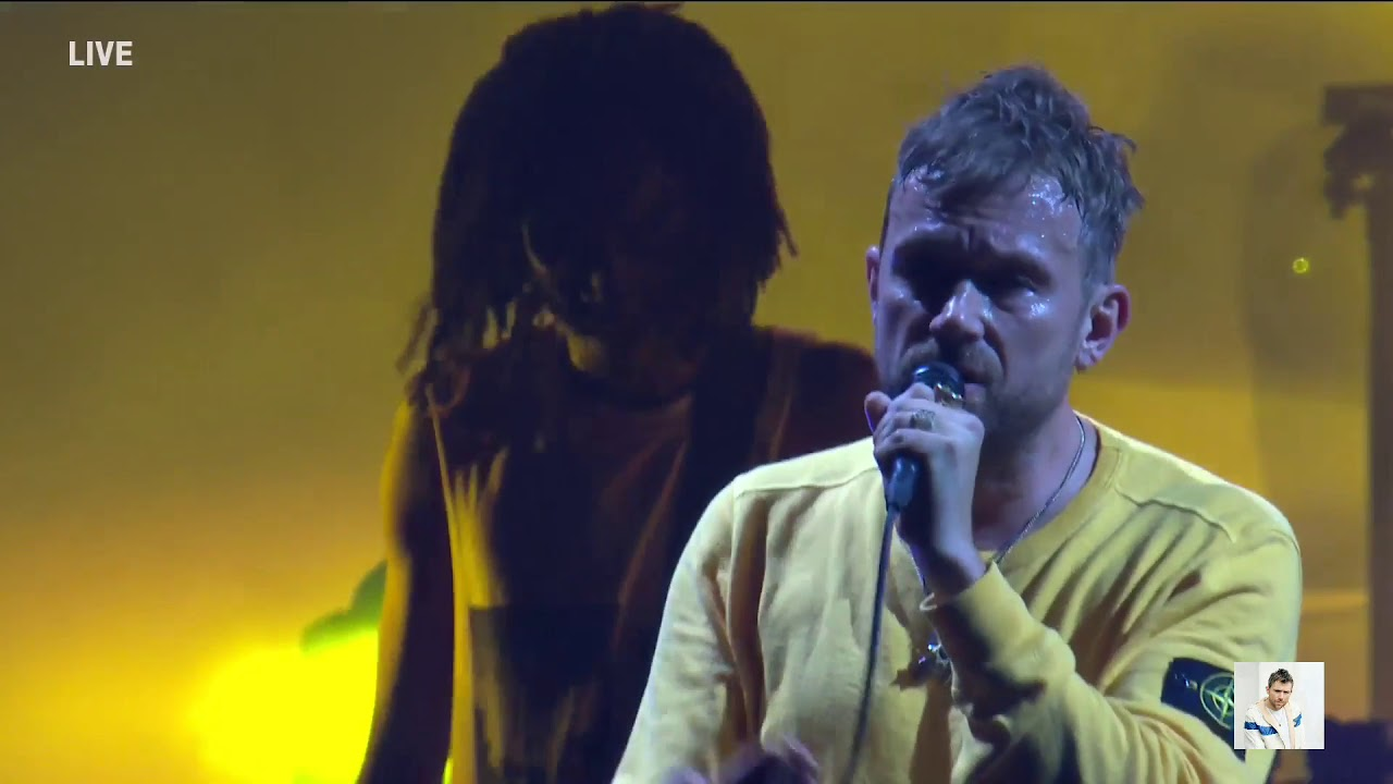 Download Gorillaz - Humility - Live at Rock am Ring 2018