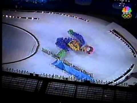 (2006) Torino Winter Olympics Opening Ceremony to Mozart's S