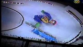 (2006) Torino Winter Olympics Opening Ceremony to Mozart