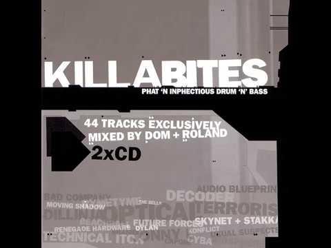 Killabites - CD 1 & 2 Mixed by Dom & Roland (Moving Shadow)