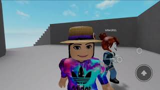 Her new roblox friendship in video