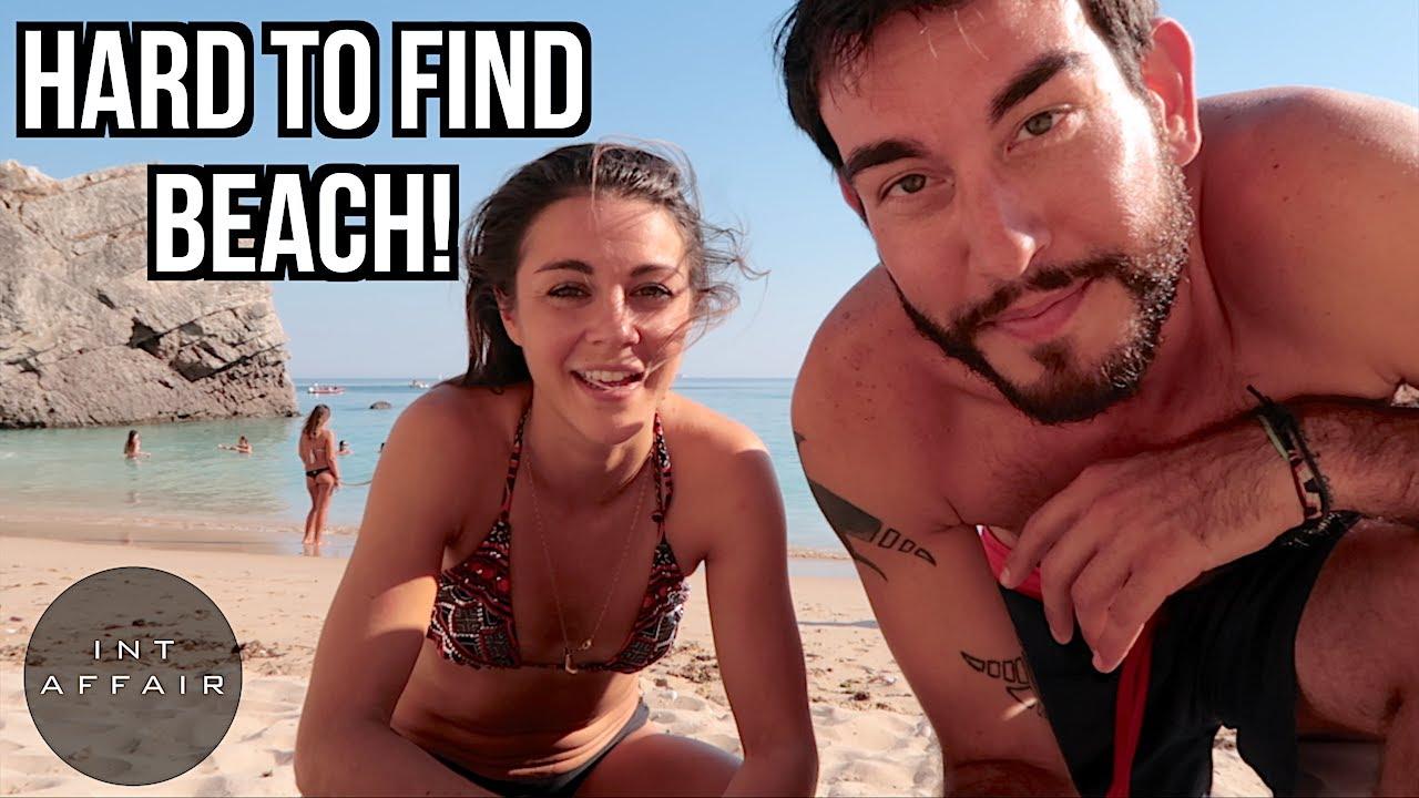 LISBON PORTUGAL | SECRET BEACH & INFAMOUS MARKET