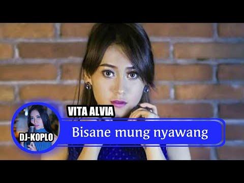 Bisane Mung Nyawang | Lirik Video VITA ALVIA Official