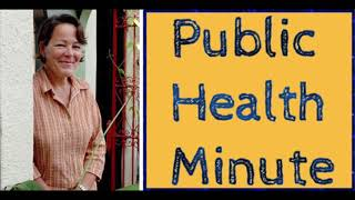 Public Health Minute with Dr. William Latimer: Dr. Dawn Wesson