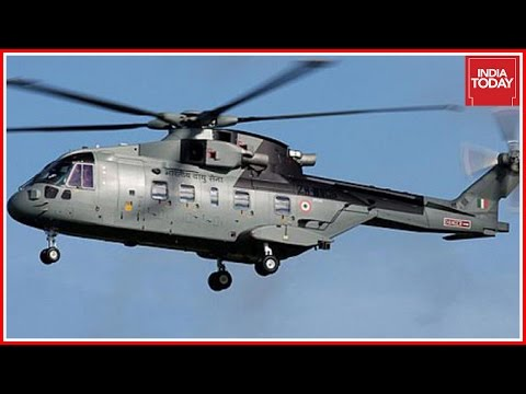 India Today Sting Expose AgustaWestland Kickbags Traced To Mauritius