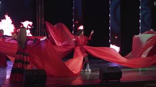 Samira Zopunyan and Show Imperia