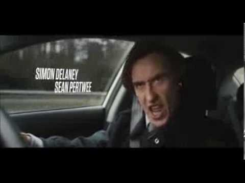 Alan Partridge:Alpha Papa - Singing & Driving Scene [Full]