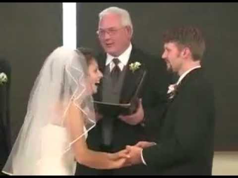 Истерика у невесты...