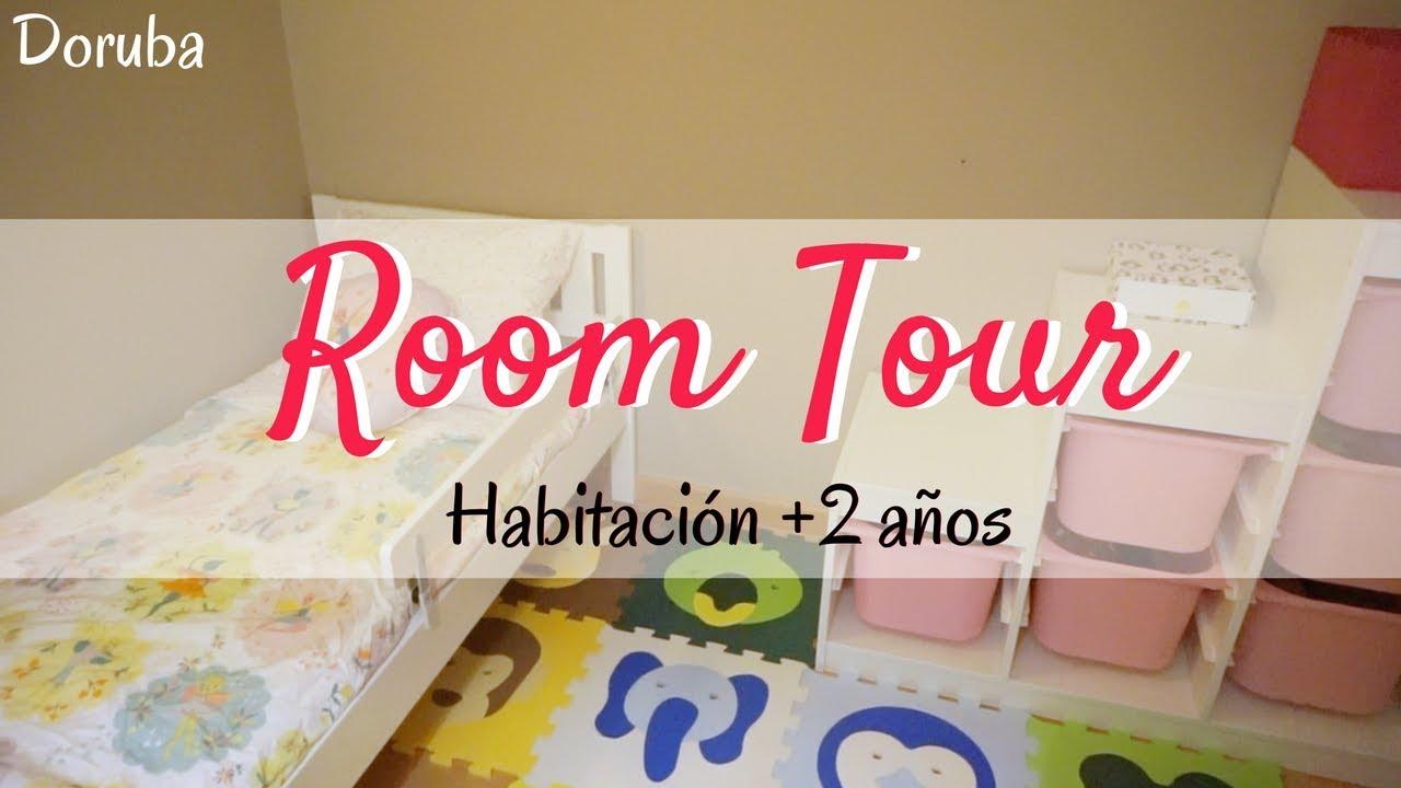 BABY ROOM TOUR - Nueva habitacion!! - Cambio de cuna a cama ...