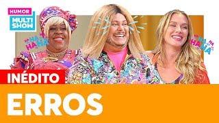 VAI QUE COLA | ERROS DA SEMANA com Ferdinando, Velna, Terezinha e mais! | NOVA TEMPORADA