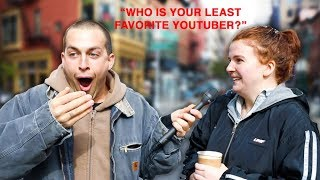 Strangers in NYC Ask Me Anything...