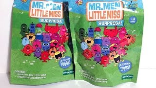 MR MEN & LITTLE MISS Blind Bag Bonanza Episode 2