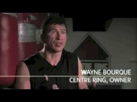 Wayne Bourque - The Boxer by The Globe and Mail