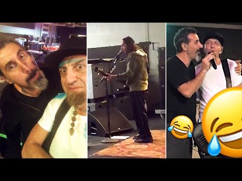 System Of A Down - 2018 Rehearsals //September 29//