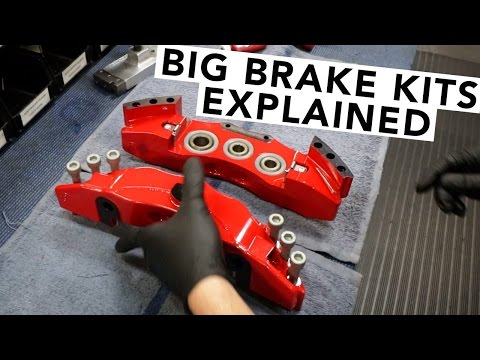 Not All Big Brake Kits Are Created Equal - StopTech Factory Tour