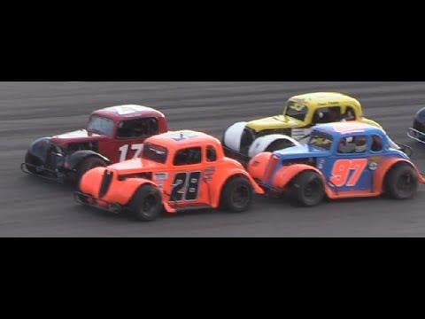 Sunset Speedway, Legends Nationals Qualifying 1st B Main