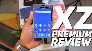 Sony Xperia XZ Premium Review | MY THOUGHTS!