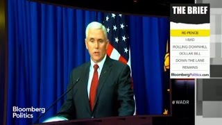 Mike Pence in the Hot Seat: Did He Solve His Problem?