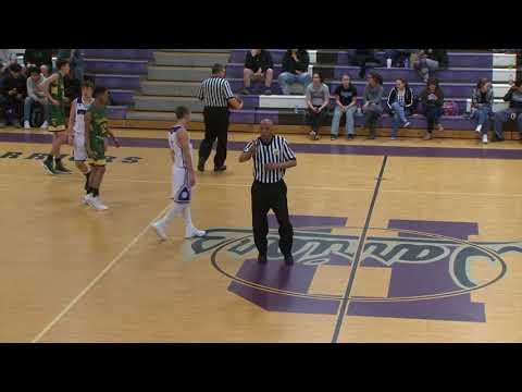 Greenbrier East High School Basketball at Riverside High School February 6, 2018