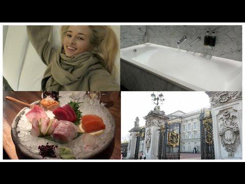 London Vlog: NOTTING HILL, THE BEST BUBBLE BATH & KING'S CROSS!
