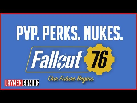 Todd Howard Reveals Fallout 76 PVP, Perks,...
