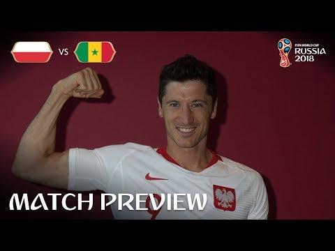 Robert Lewandowski  (Poland) - Match 15 Preview - 2018 FIFA World Cup™