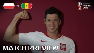 Robert Lewandowski  (Poland) - Match 15 Preview - 2018 FIFA World Cup™