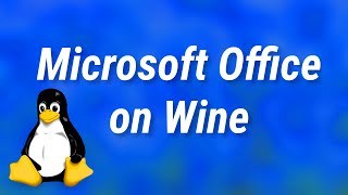 Install Microsoft Office 2000 with XML support on Ubuntu Karmic 9.10 using Wine