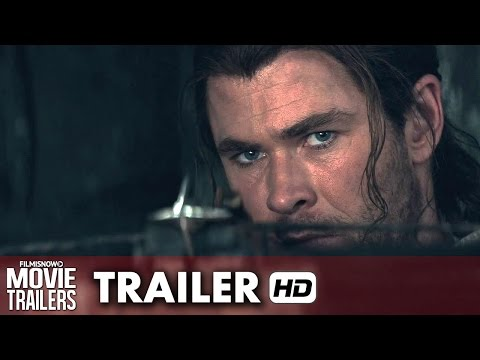 The Huntsman: Winter's War Official Trailer (2016) - Chris Hemsworth, Charlize Theron [HD]