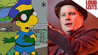 Top 10 Bands Named After The Simpsons