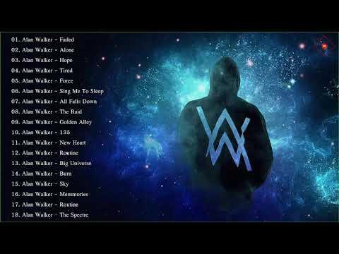Lagu Barat Terbaru 2018 - Lagu Alan Walker Full Album 2018