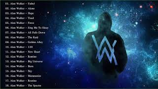 Top Hits -  Lagu Barat Terbaru 2018 Alan Walker Full Album