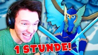 1 STUNDE hat dieses LEVEL gedauert! (Totally Accurate Battle Simulator)