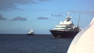 Largest Biggest Yacht in the World.........Eclipse