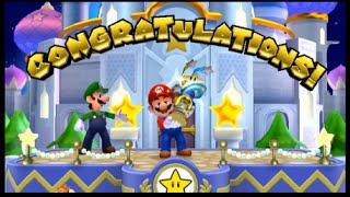 Mario Sports Mix (Wii U) - Dodgeball - Tournament Mode (Hard)
