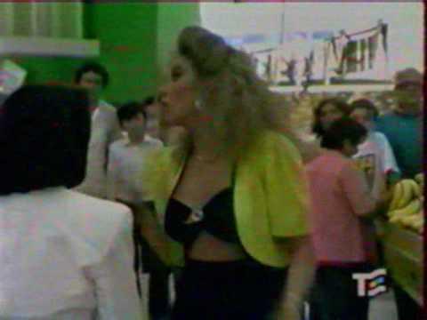 Maria Sorte y Alejandro Maldonado en Mi Segunda Madre part 2