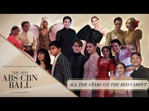 ABS-CBN Ball 2019 Red Carpet Highlights