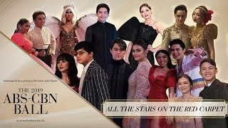 ABS-CBN Ball 2019 Red Carpet Highlights