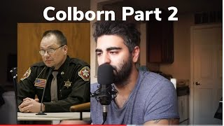 Making A Murderer Real Killer Theory | Andrew Colborn Part 2
