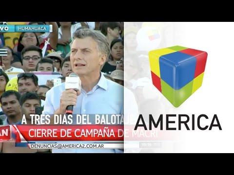 Macri cerró la campaña desde la Quebrada de Humahuaca