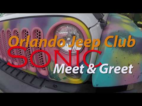 Orlando Jeep Club Meet And Greet   Daisy And Peggy