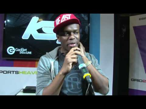 KSI interview at The Gadget Show Live - YouTube
